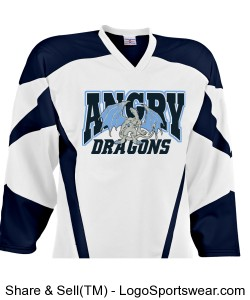 Dragons Jersey Design Zoom
